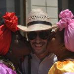 Rachid en Cuba