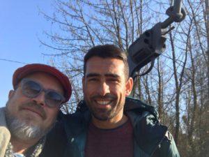 Víctor y Paco en Abjasia